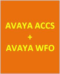 Avaya WFO recording with AVAYA ACCS