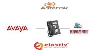 Avaya integrating with Asterisk